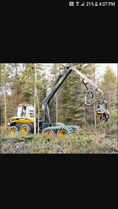 LOOKING FOR AN EXPERIENCED HARVESTER OPERATOR