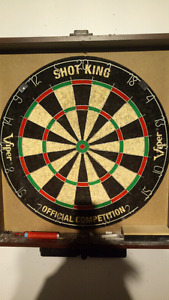 Viper Shotking Official Competition Dart Board