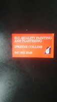 D.C QUALITY PAINTING AND PLASTERING