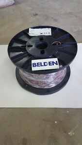 Belden 3 conductor stranded communications wire - 2500ft