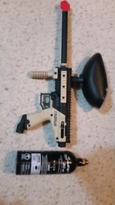 Tippmann cronus paintball marker
