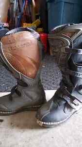 Motocross Boots $60