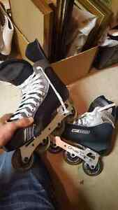 Great condition Nike Bauer Rollerblades