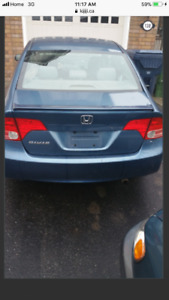 2008 HONDA CIVIC PART OUT (all parts available)