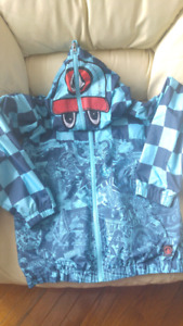 Boys size 12 Jackets. Volcom and Bench