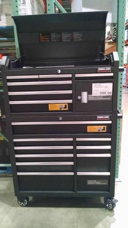 Kirkland Tool Box And Chest In Musselburgh East Lothian