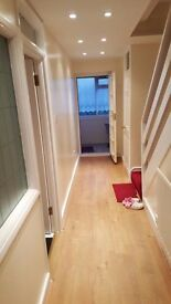 DOUBLE ROOM FOR RENT IN A NEWLY REFURBISHED HOUSE FOR £350
