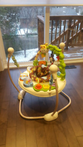 Fisher Price Go Wild Jumperoo Bouncer