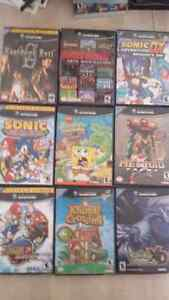 Ps1 PS2 PS3 VITA DS 3DS GAMECUBE GAMES 20$/EACH