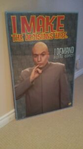 Mike Myers as Dr. Evil in Austin Powers The Spy Who Shagged Me