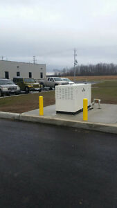 **New Lower Price** 60 KW Eaton Natural Gas STAND BY