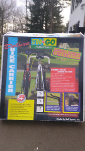 Stow and Go bike carrier