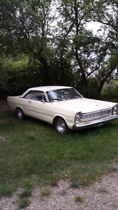 1965 Ford Galaxie two door