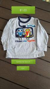 Boys Size 3: Fall, prices on each image