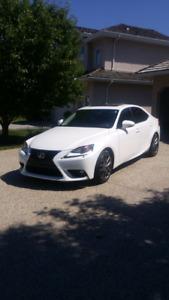 Lexus is 250 premium
