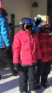 Ensemble de neige / ski Orage fille 10-12 ans