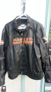 Mint Harley Davidson Leather