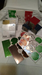 IKEA Christmas labels and boxes LOT  $25