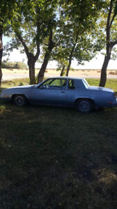 1985 cutless for sale