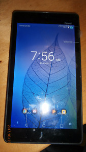 tres belle tablette alcatel pop 7 lte