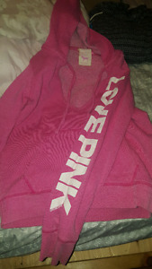Pink, Bench, and Hollister sweaters