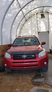 2007 Toyota Rav 4 sport 4x4