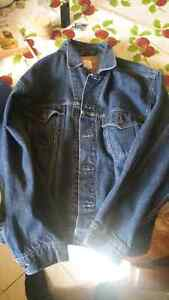Original Levis Denim jean trucker style jacket