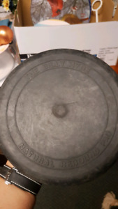 "8"" Billy Hyde practice pad $15"