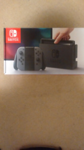 Nintendo Switch (adult owned with receipt)