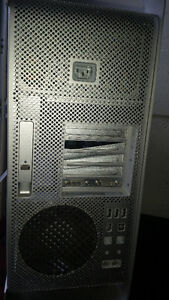 Mac Quad Intel 2.66 tower for parts and 6GB of ram !!!