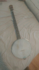 Vintage Kay Banjo (late 60's early 70's)