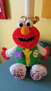 Alphabet, Shapes and Colors Talking Elmo