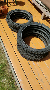 6 dirt bike tires