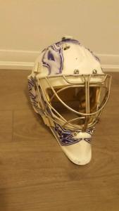 Bauer 961 goalie mask