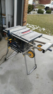 "10"" table saw for sale"