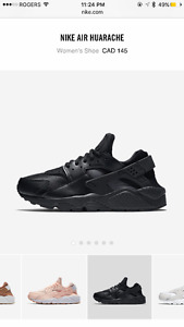 New Women's Nike air Huaraches shoes for sale!