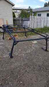 Cargo-mate ladder rack.