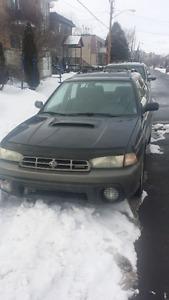 1998 Subaru Outback Familiale 4x4