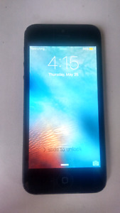 Virgin Mobile iphone 5 16 gb great condition