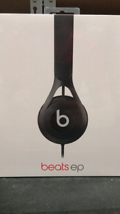 Beats ep Unopened (Black)