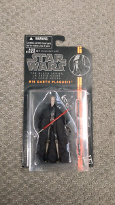 Star Wars Black Series Darth Plagueis