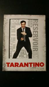 Quentin Tarantino DVD box set