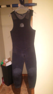 $30 whites size s 7mm wetsuit pants