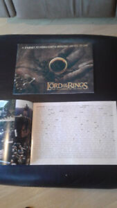 LORD OF THE RINGS-FELOWSHIP OF THE RING