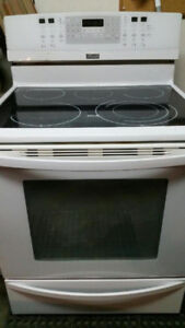 Kenmore smooth-top oven