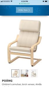IKEA children's chair brand new in box