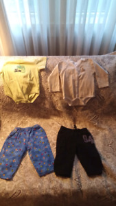 6month baby cloth all for $5