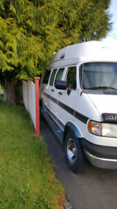 1997 Dodge Country Club campervan (final reduction)
