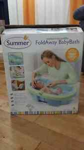 FoldAway baby bath (ideal for travelling)