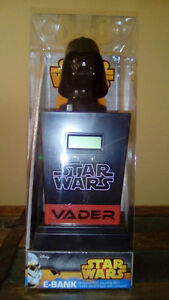 Star Wars Vader E-bank